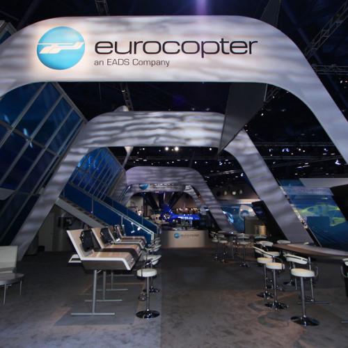 Eurocopter – Stand en îlots