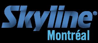 Skyline Montreal Logo le spécialiste du kiosque d