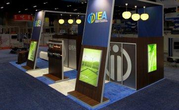 kiosque portatif, stand portatif, kiosque d